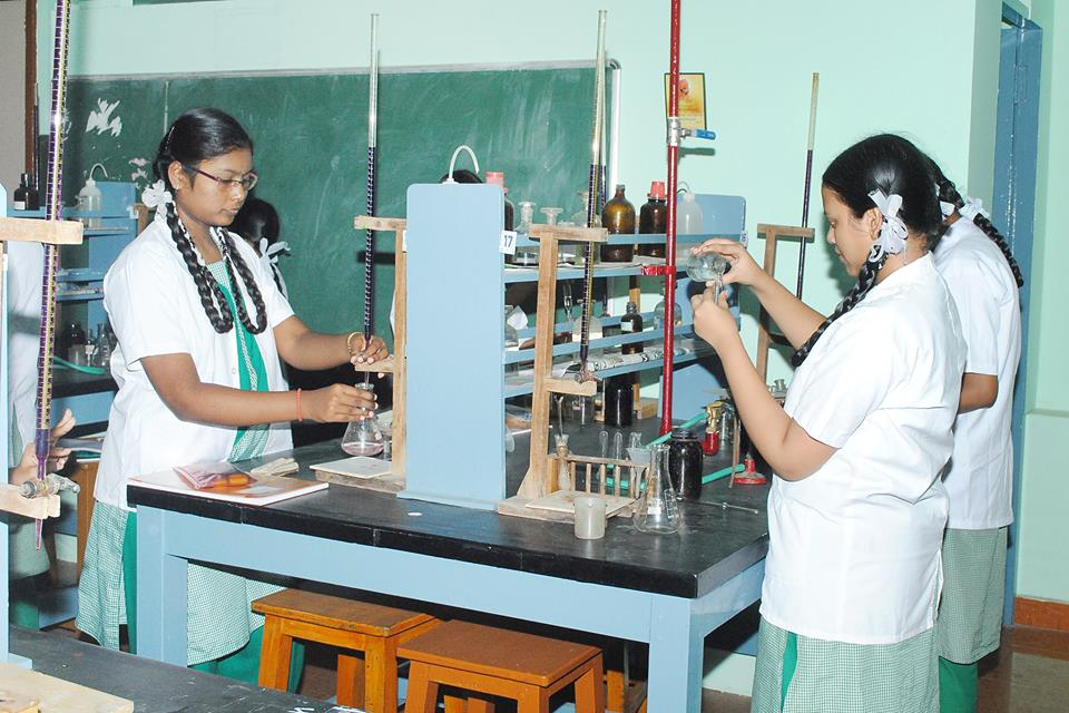 New Chemistry Lab Inauguration